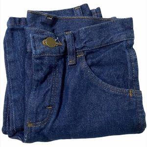 NWOT Boy Jeans Size (8) Boot Cut.